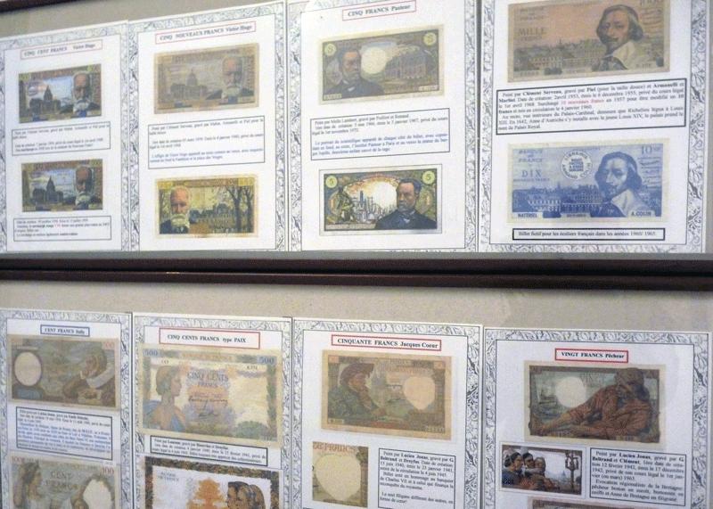 Bourse de St Benoit 2013 - expo numismatique