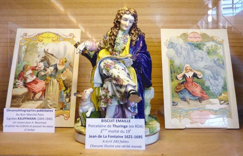 Bourse de St Benoit 2016 - expo de Daniel