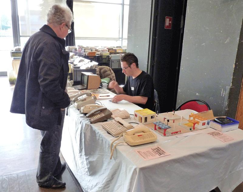 Bourse de St Benoit 2016 - Renaud