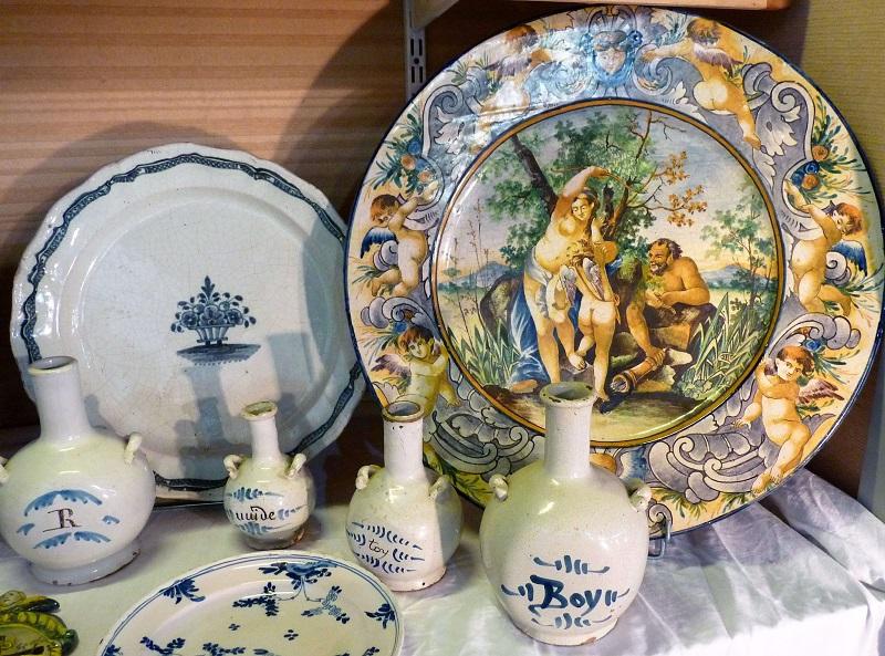 Collection Passion 2016 - Faïences anciennes