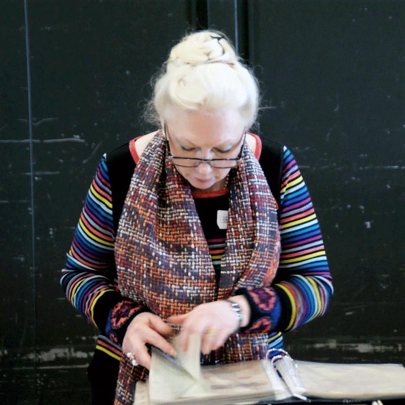 Bourse de St Benoit 2014 - Agnes