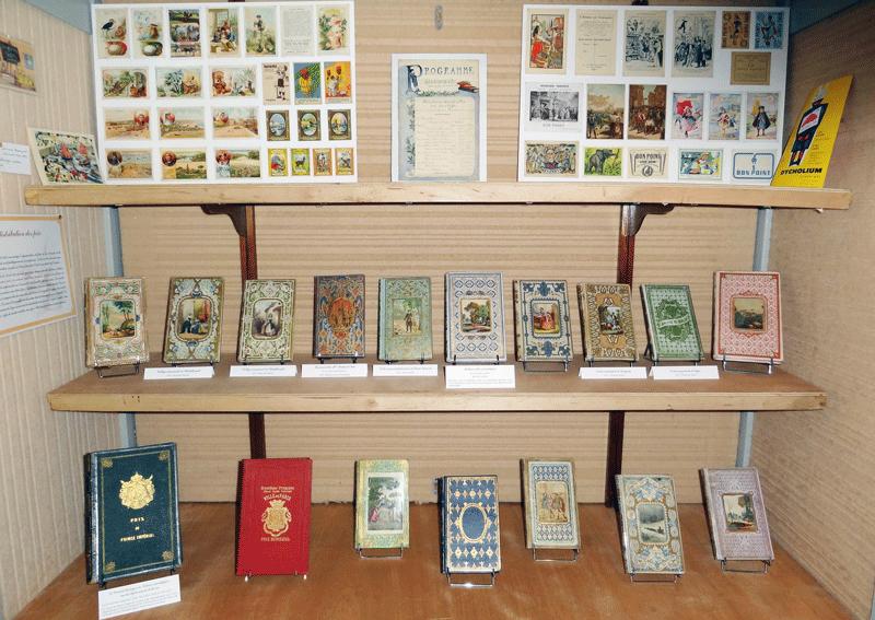 Bourse de St Benoit 2012 - livres de contes et images