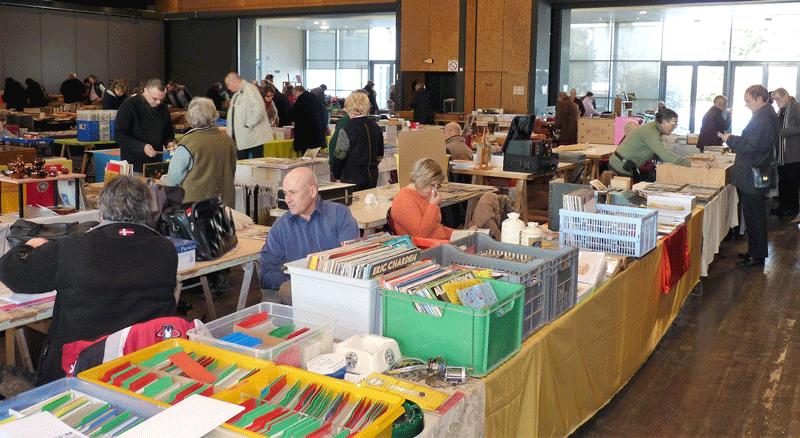 Bourse de St Benoit 2012