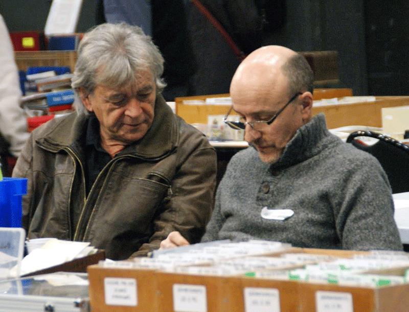Bourse de St Benoit 2015 - Alain et Philippe
