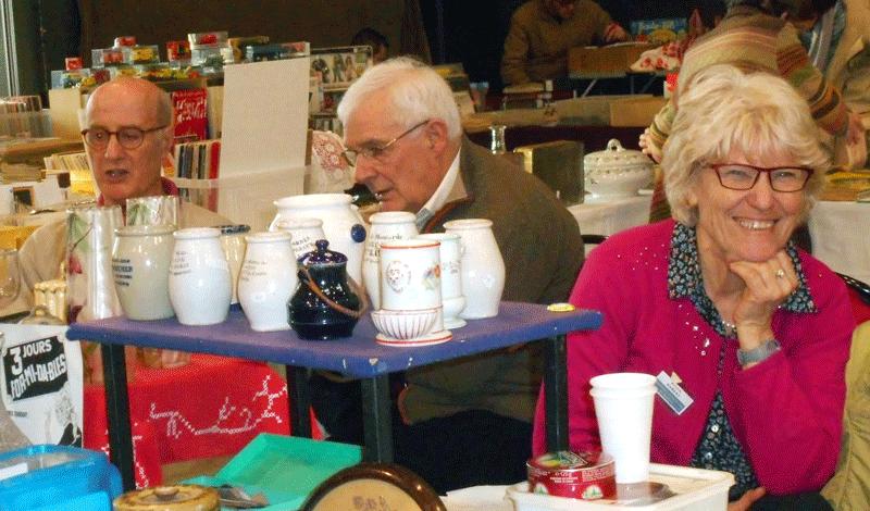 Bourse de St Benoit 2015 - Sylvie et Daniel