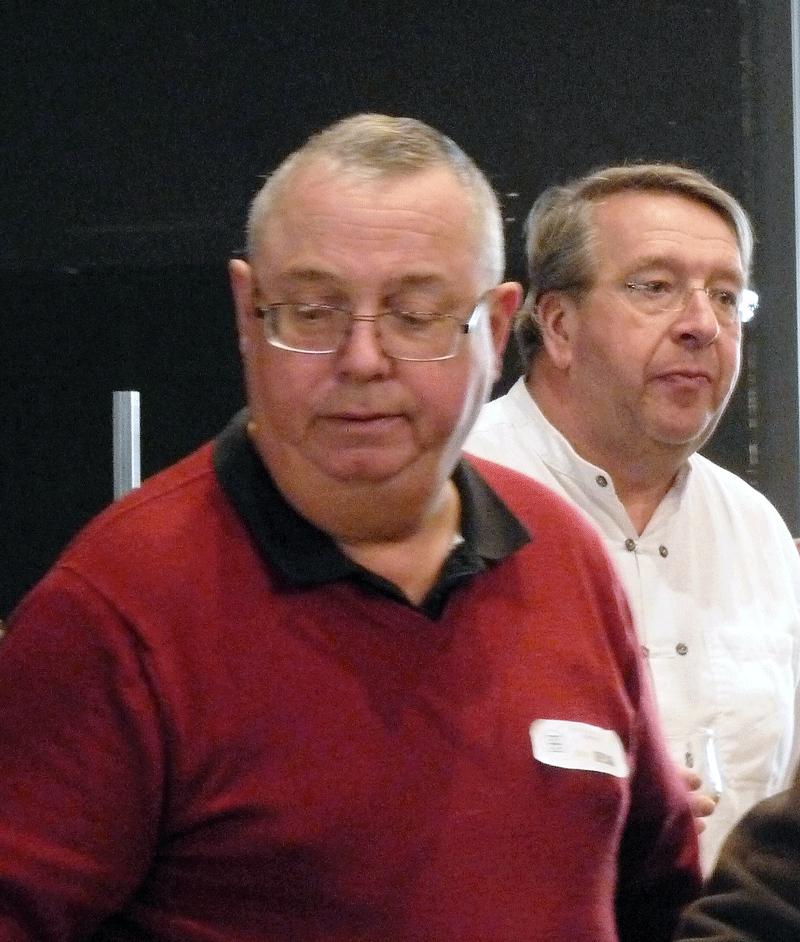 Bourse de St Benoit 2016 - Christian et Philippe