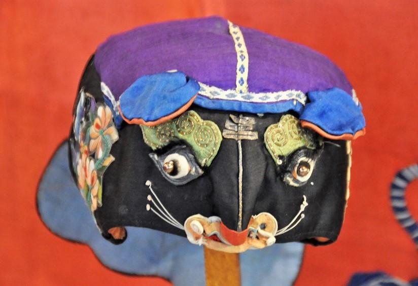 Salon Collection Passion 2017 - expo Sylviane - bonnets d'ici et d'ailleurs